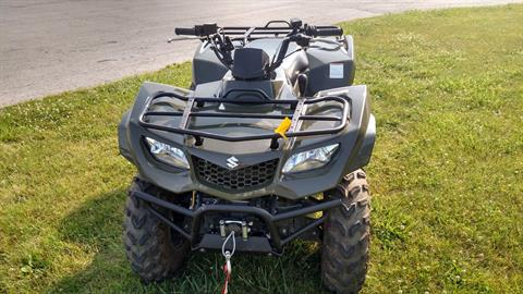 2015 Suzuki KingQuad 400ASi in Huron, Ohio
