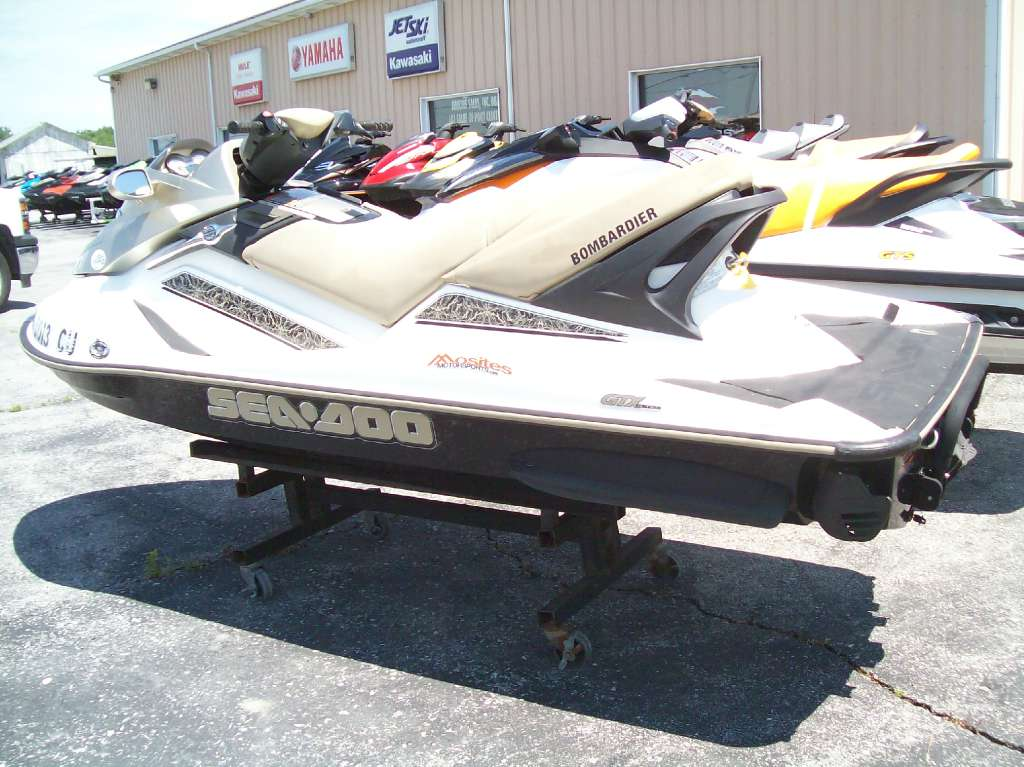 2004 Sea-Doo GTX 4-TEC in Huron, Ohio