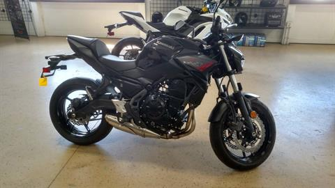 2020 Kawasaki Z650 ABS in Huron, Ohio - Photo 1