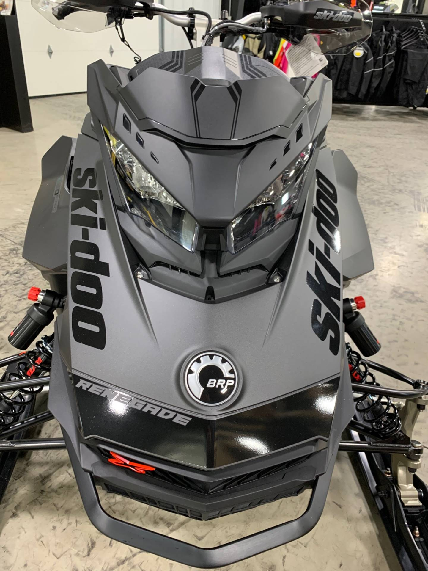 2020 Ski-Doo RENEGADE® X-RS® WITH rMOTION™ X AND RAS™ X (LATE SEASON RELEASE) in Huron, Ohio - Photo 4