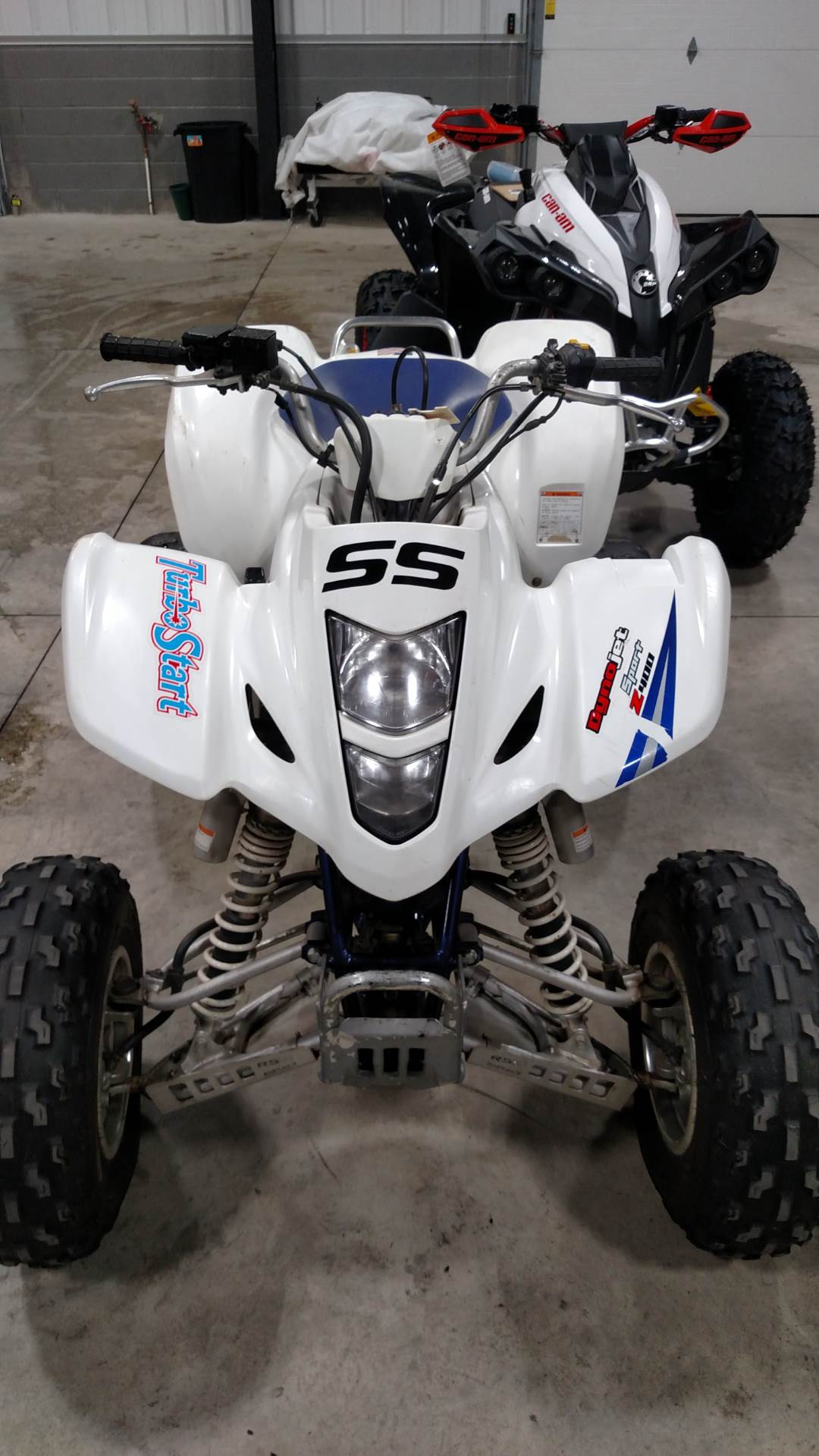 2005 QuadSport Z400 LT-Z400