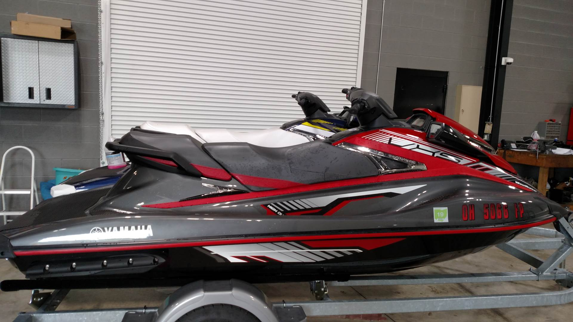 2016 Yamaha VXS in Huron, Ohio