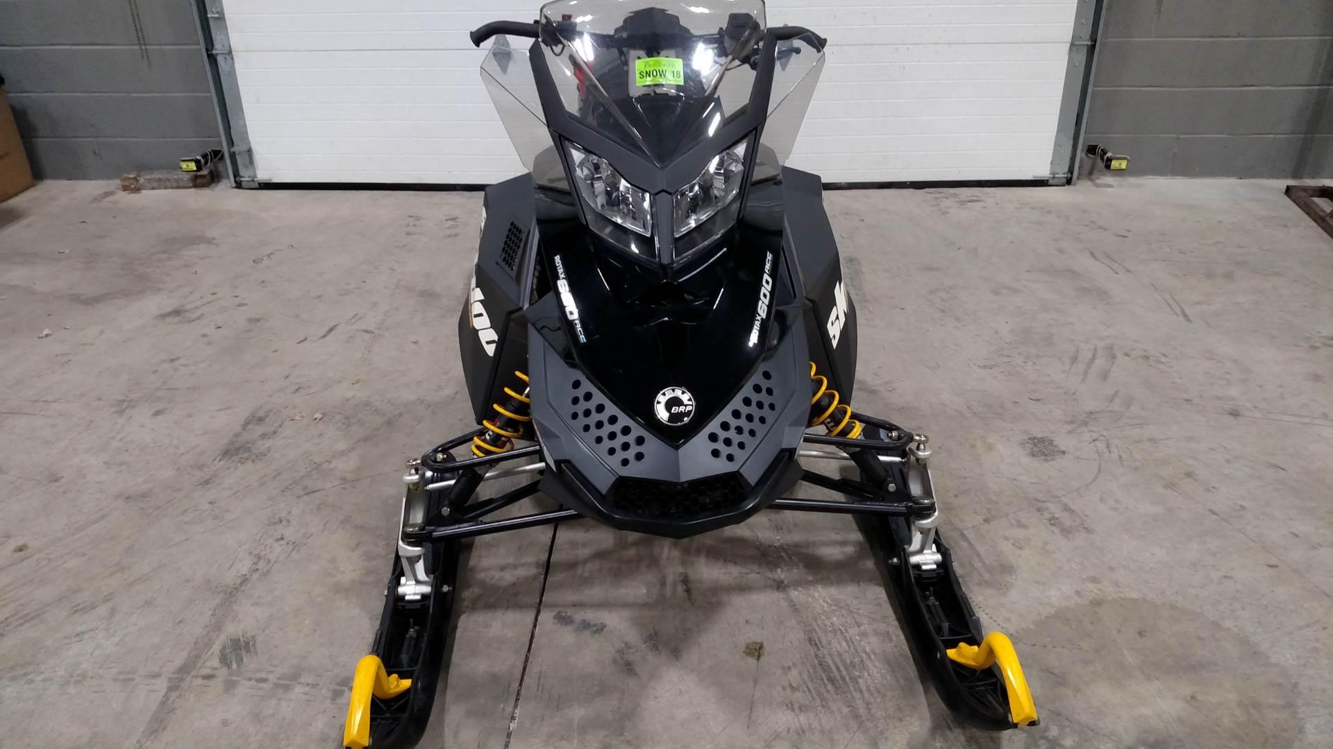 2012 Renegade Sport 600 ACE