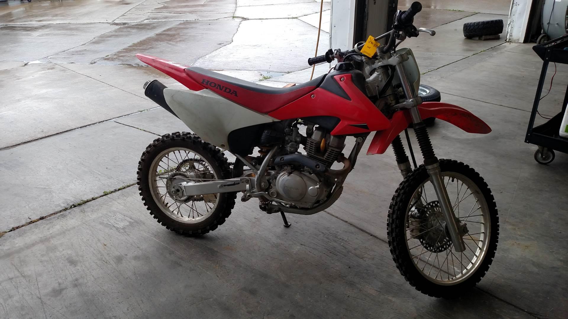 2008 CRF150F