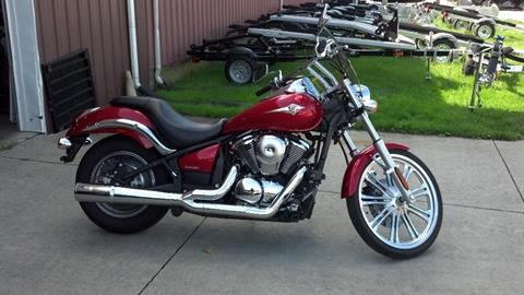 2010 Kawasaki Vulcan® 900 Custom in Huron, Ohio