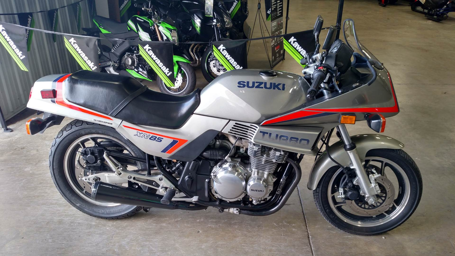 1983 Suzuki XN85D in Huron, Ohio
