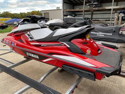 2018 Yamaha FX SVHO in Huron, Ohio - Photo 1