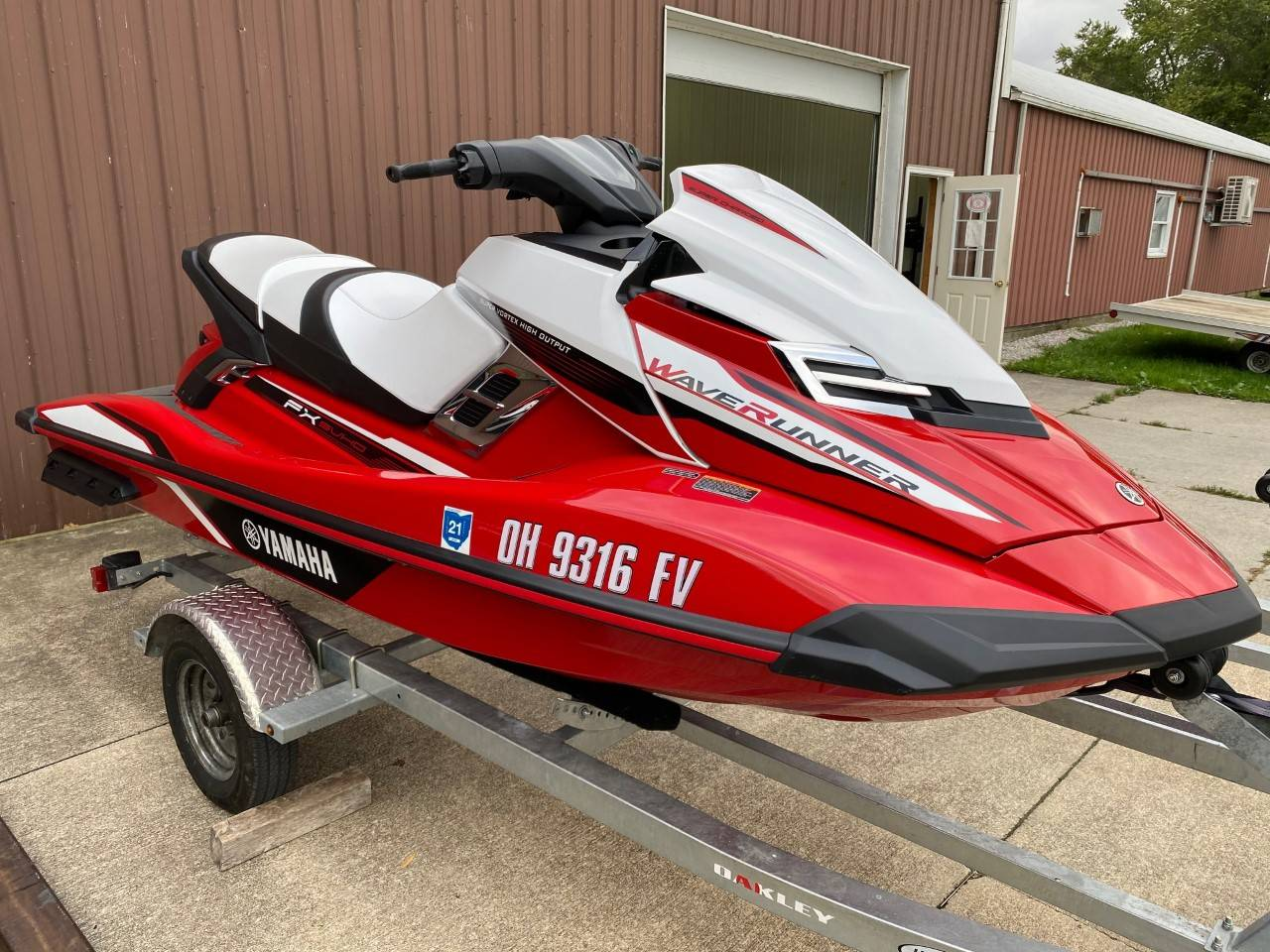 2018 Yamaha FX SVHO in Huron, Ohio - Photo 3