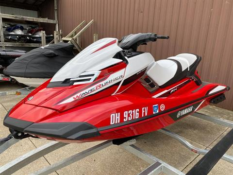 2018 Yamaha FX SVHO in Huron, Ohio - Photo 4