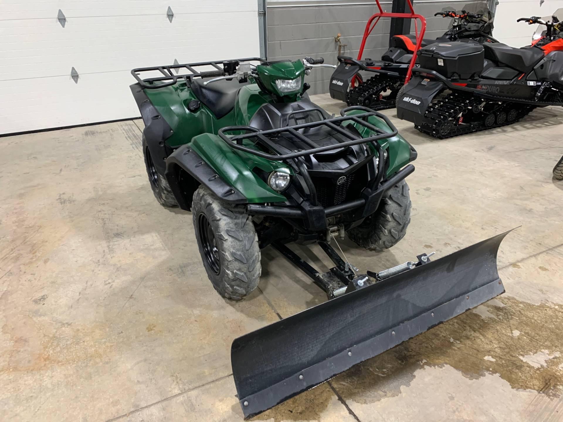 2017 Kodiak 700 EPS