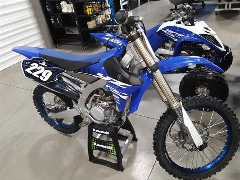 2017 Yamaha YZ250F in Huron, Ohio