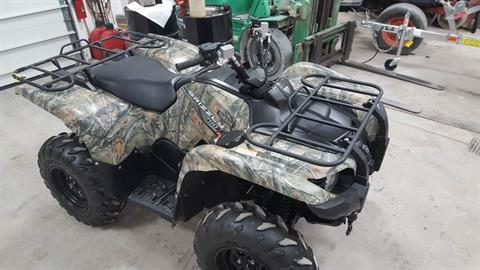 2014 Yamaha Grizzly 700 FI Auto. 4x4 EPS in Huron, Ohio