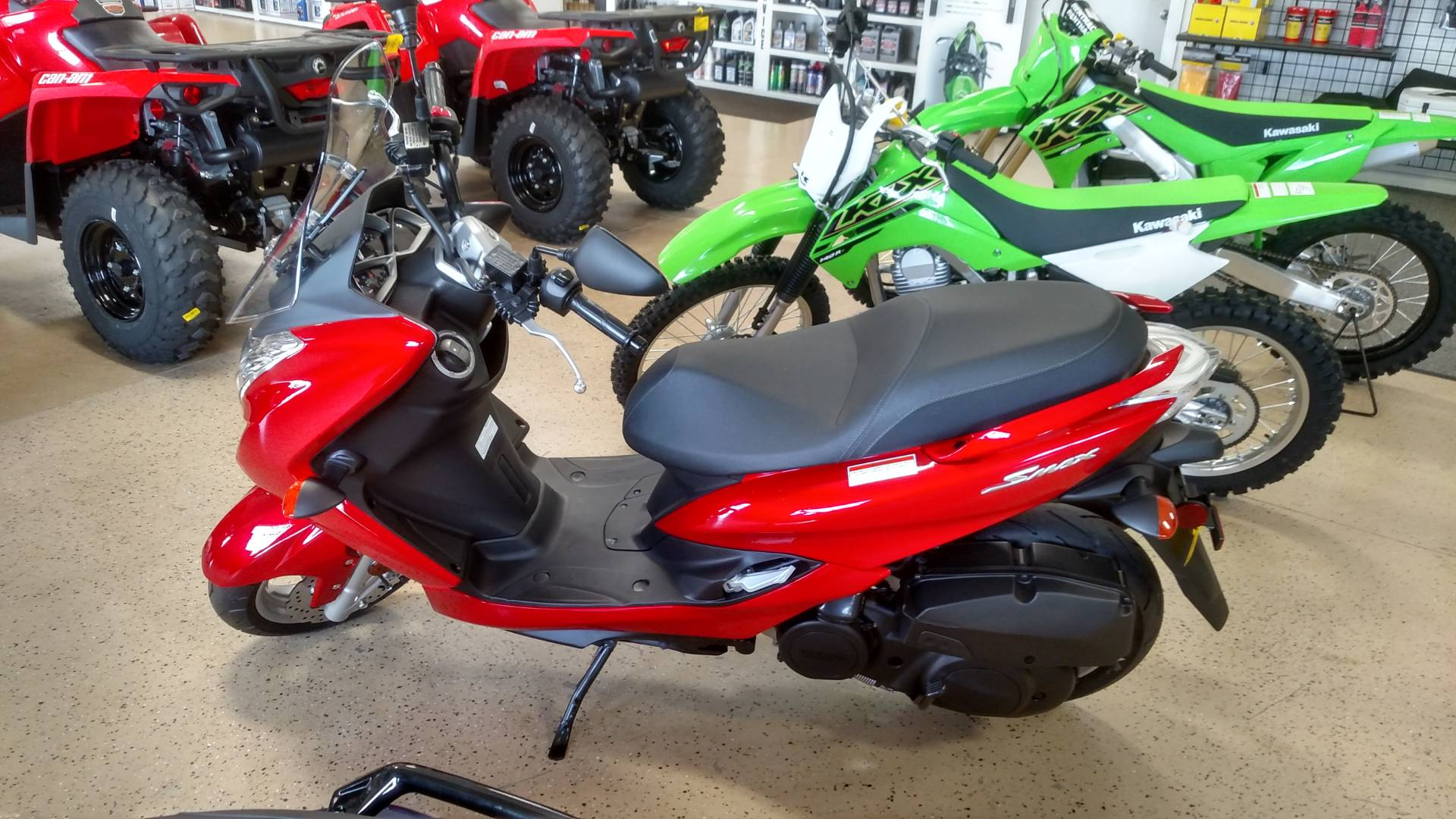 2020 Yamaha SMAX in Huron, Ohio - Photo 3