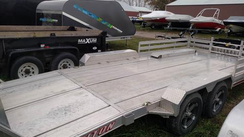 2014 Triton Trailers 20EH in Huron, Ohio