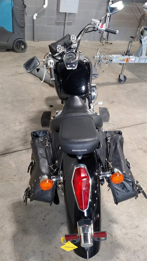 2008 Honda Shadow Aero® in Huron, Ohio - Photo 4
