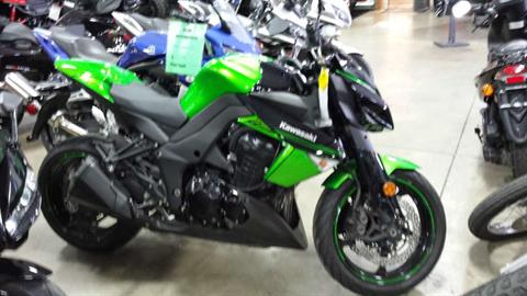 2011 Kawasaki Z1000 in Huron, Ohio