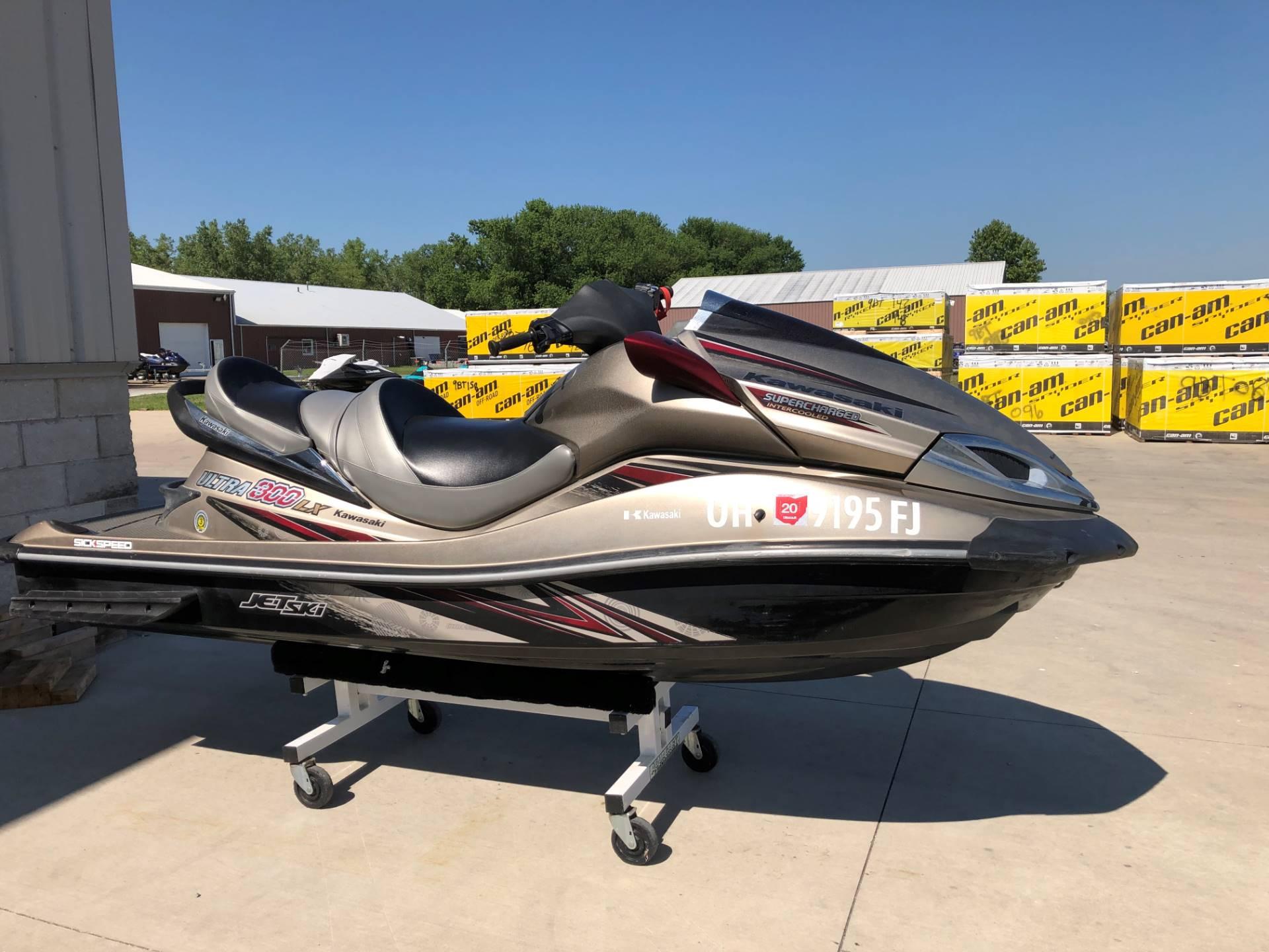 2013 Kawasaki Jet Ski Ultra 300LX 2