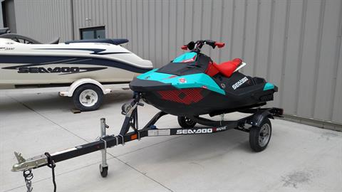 2017 Sea-Doo Spark 2up Trixx iBR in Huron, Ohio