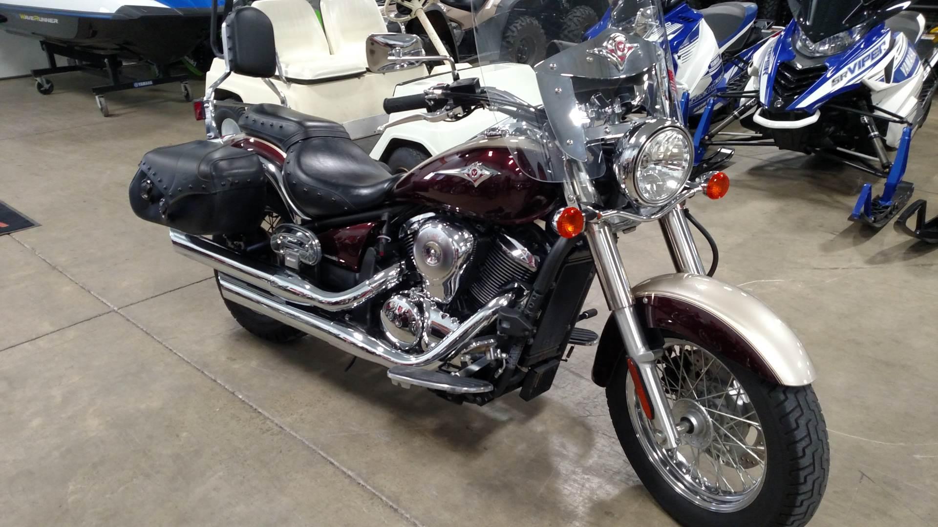Used 2012 Kawasaki Vulcan® 900 Classic LT Motorcycles in Huron, OH ...