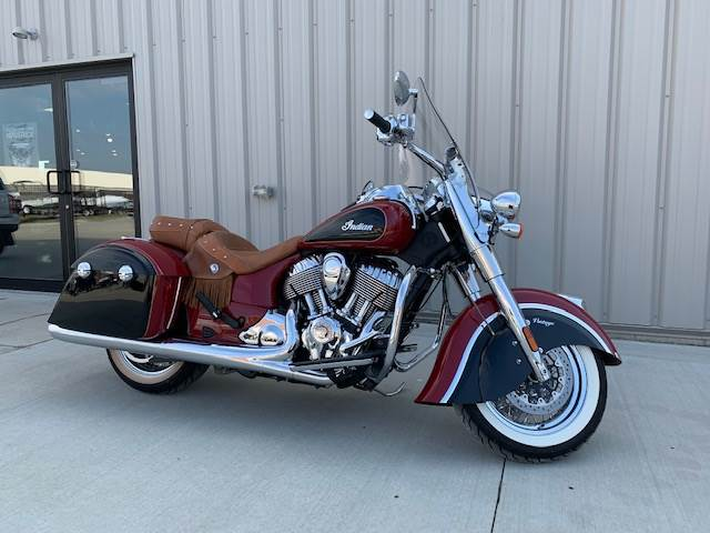 2015 Indian Chief® Vintage in Huron, Ohio - Photo 1