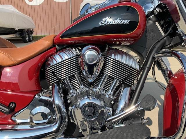 2015 Indian Chief® Vintage in Huron, Ohio - Photo 16