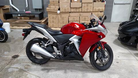 2011 Honda CBR®250R in Huron, Ohio