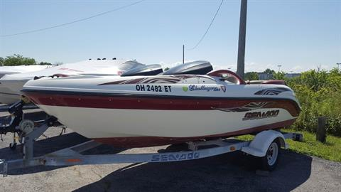 2000 Sea-Doo Sport Boats CHALLENGER 180 in Huron, Ohio