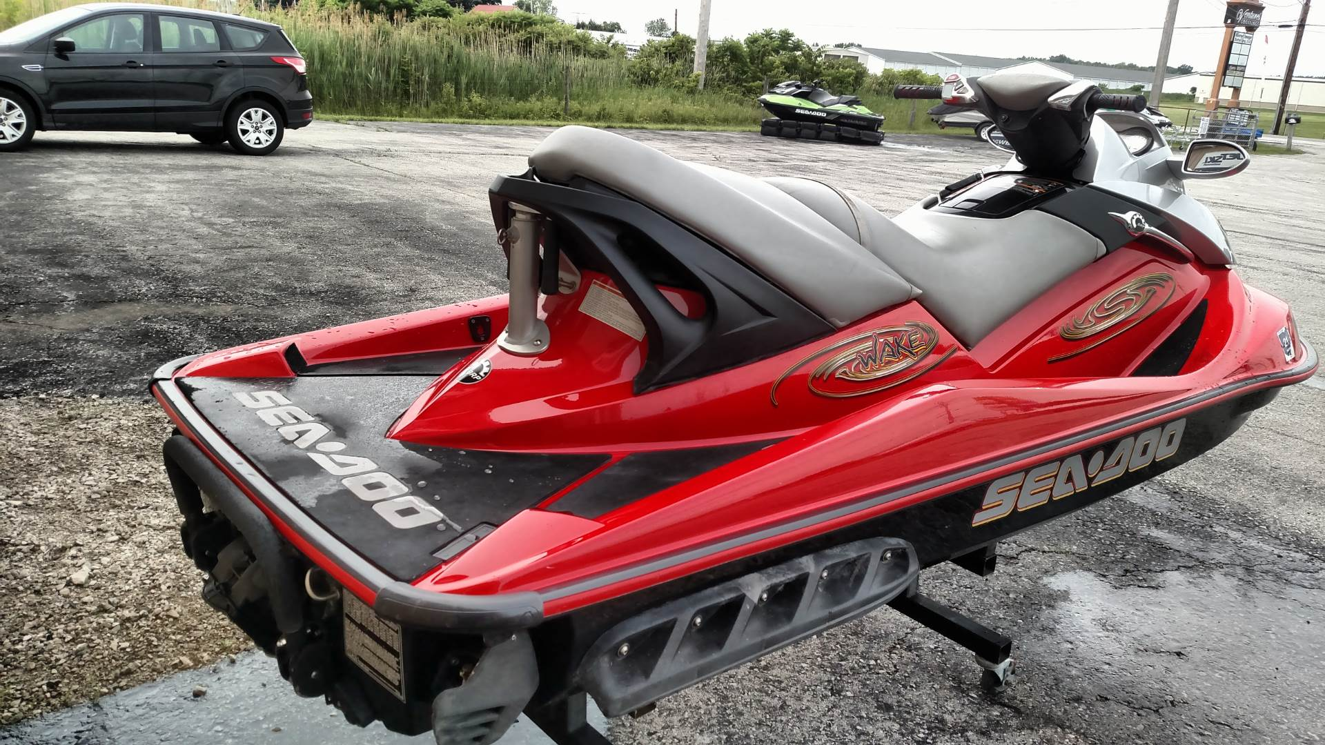 2005 Sea-Doo Wake 4