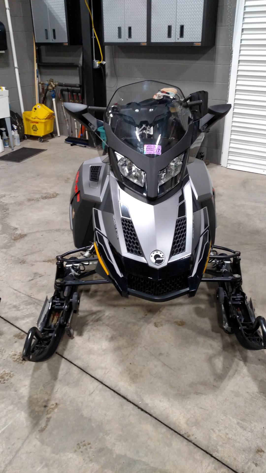 2015 Ski-Doo GSX® SE E-TEC® 800R in Huron, Ohio - Photo 1