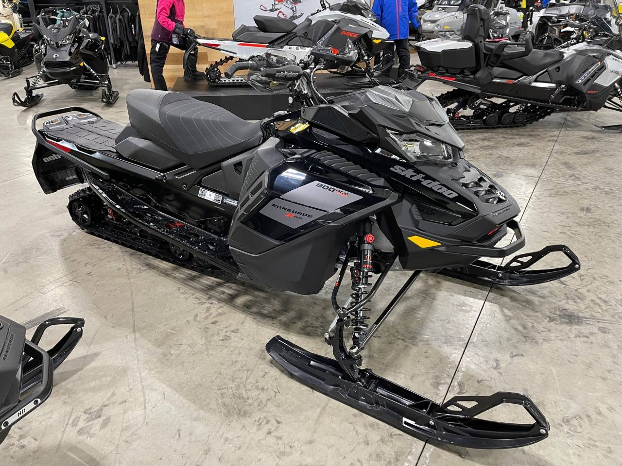 2021 Ski-Doo Renegade X-RS 900 ACE Turbo ES Ice Ripper XT 1.5 w/ Premium Color Display in Huron, Ohio - Photo 1