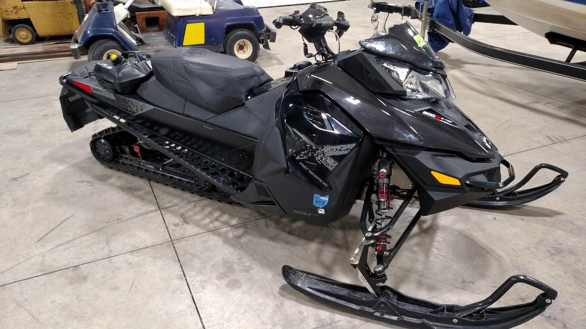 2016 Renegade X 800R E-TEC ES Ripsaw