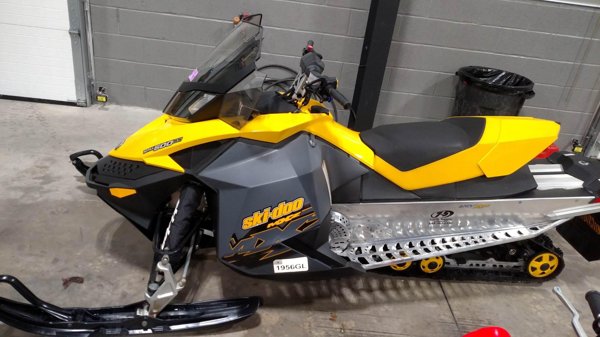 2008 MX Z Trail 500SS
