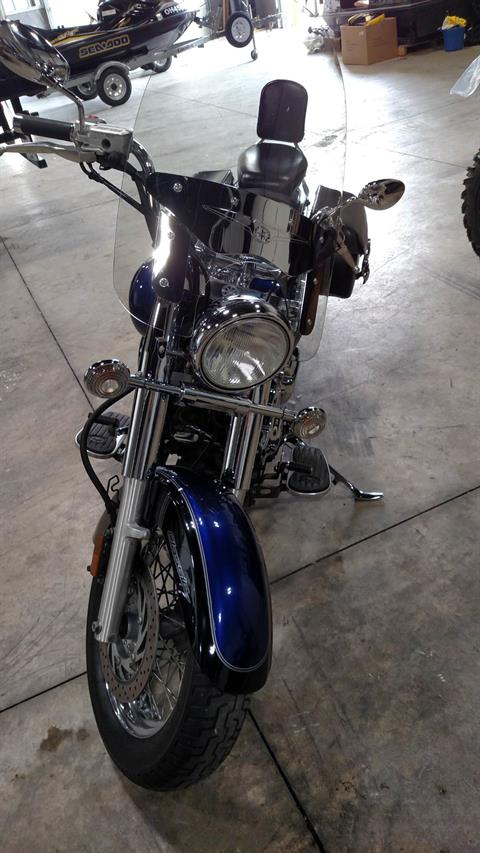2007 Yamaha V Star® Silverado® in Huron, Ohio