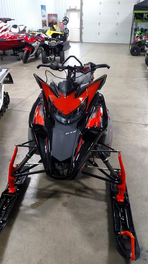 2017 Yamaha Sidewinder B-TX SE in Huron, Ohio