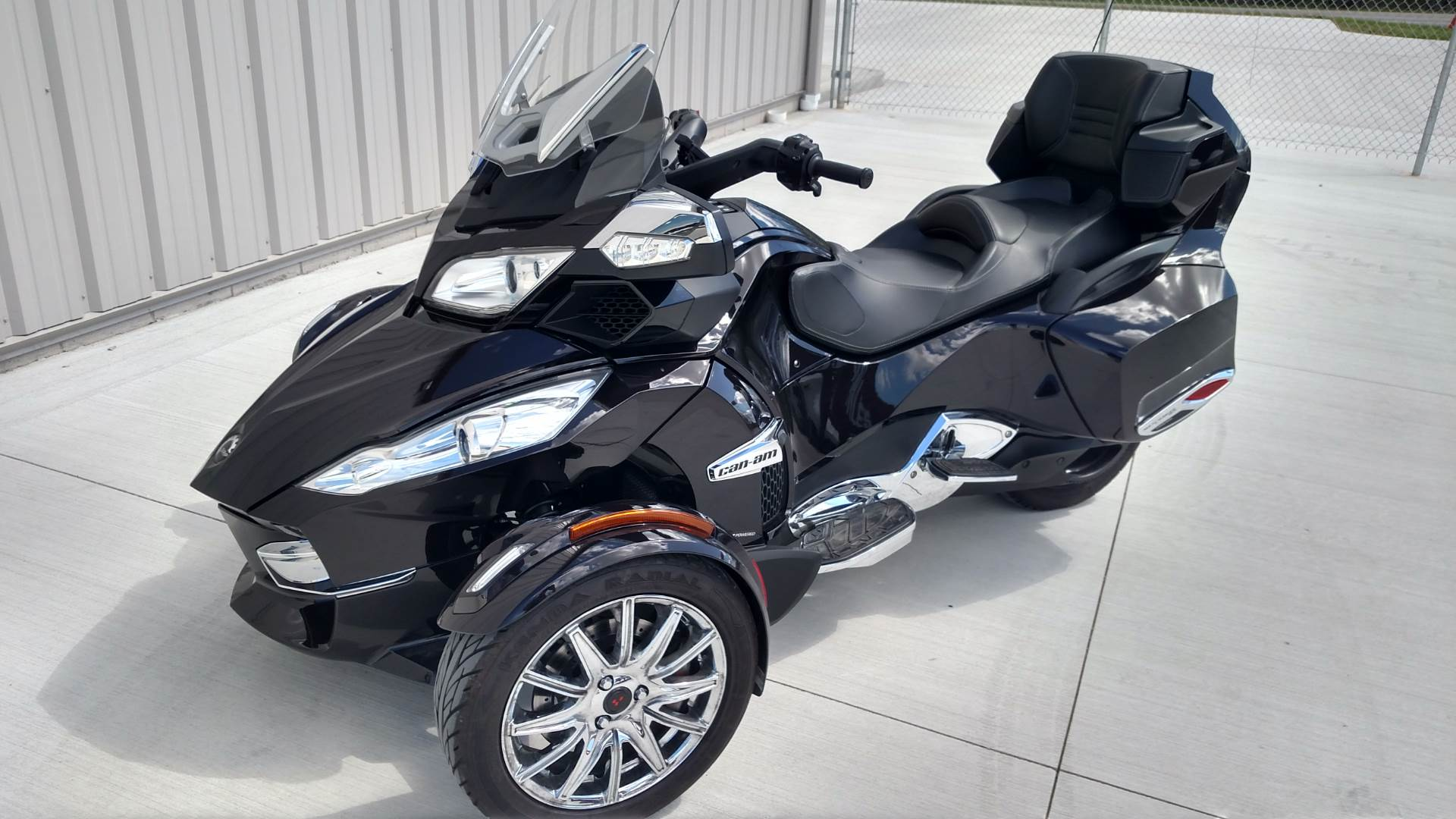 2013 Spyder RT Limited