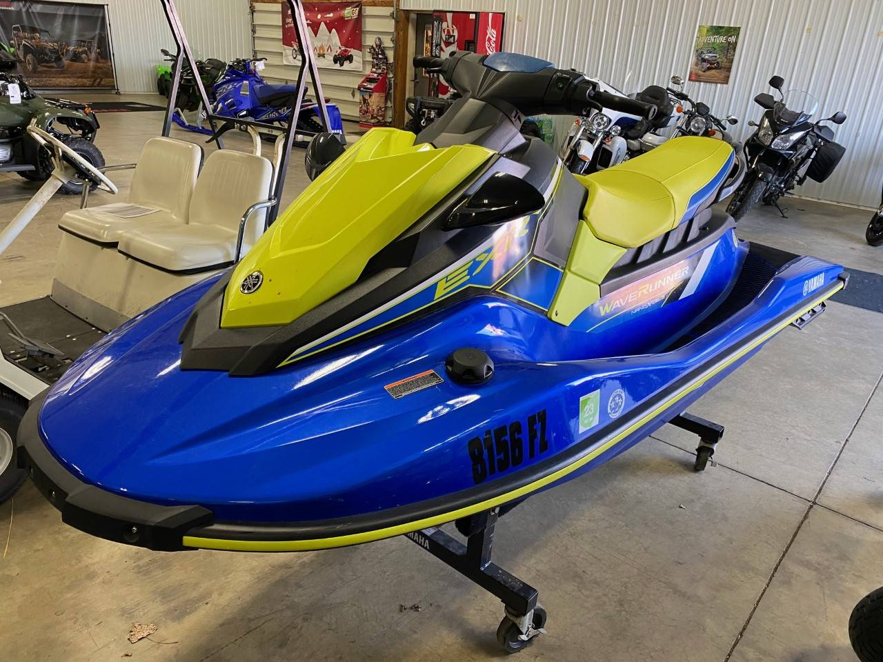 2019 Yamaha EXR in Huron, Ohio - Photo 3