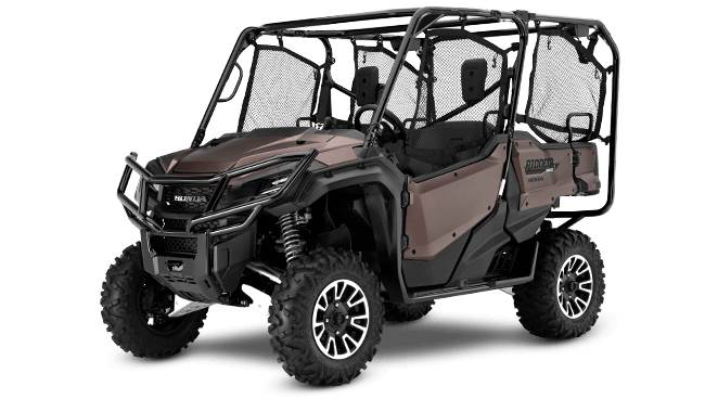 2021 Honda SXS10M5LE LIMITED EDITION in Herculaneum, Missouri