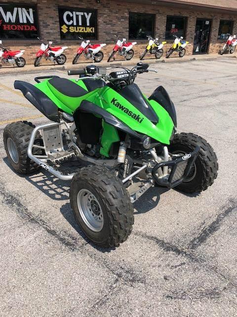 Used 2008 Kawasaki KFX® 450R ATVs in Twin City Honda-Suzuki in ...