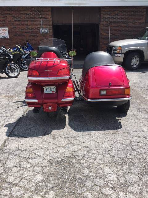 2004 Honda Gold Wing w/California Side Car in Herculaneum, Missouri