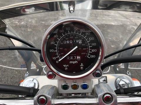 Used 2007 Honda Shadow Spirit Motorcycles In Twin City Honda Suzuki