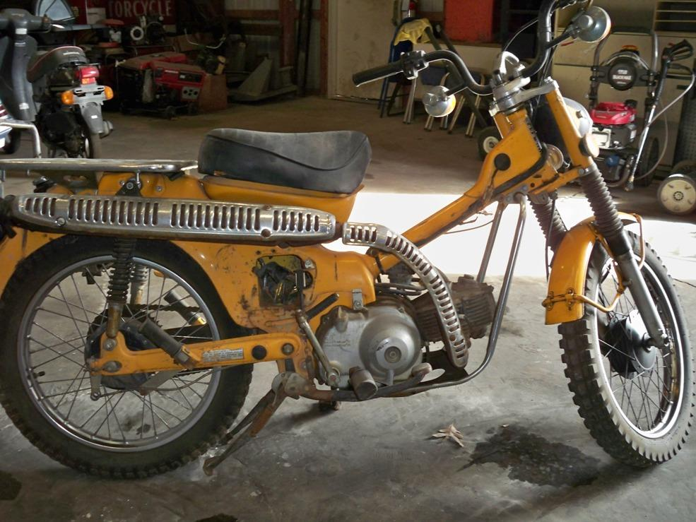 Used 1978 Honda 1978 CT90 Collectible Motorcycles in Twin City Honda ...