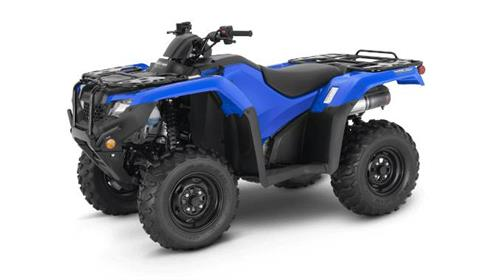 2021 Honda TRX420FA6 POWER STEERING IRS in Herculaneum, Missouri