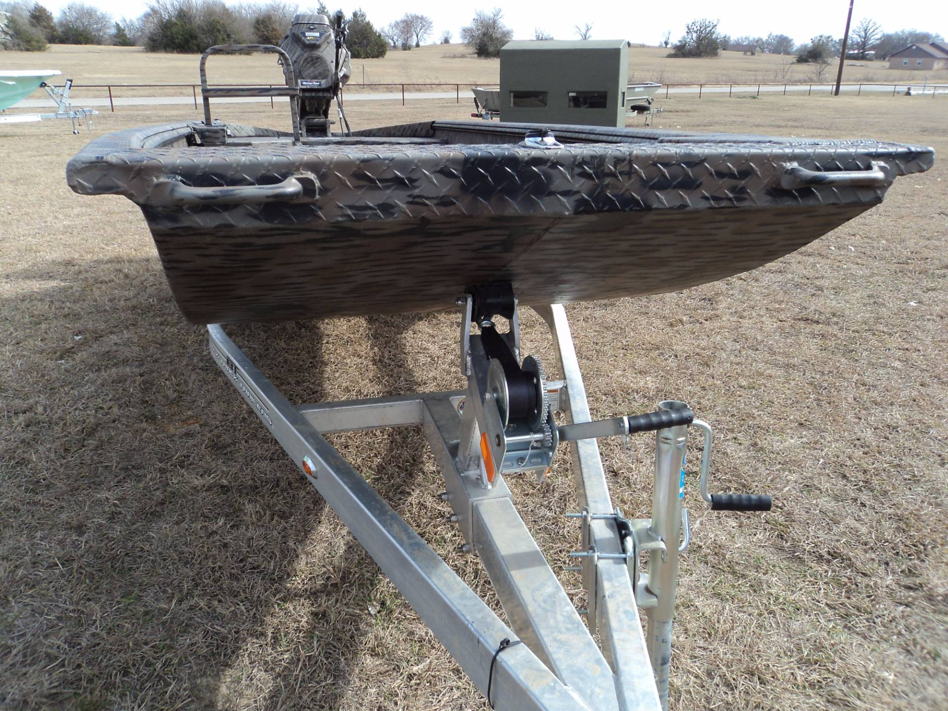 2016 Xpress BAYOU 17 FLAT NOSE in Mead, Oklahoma