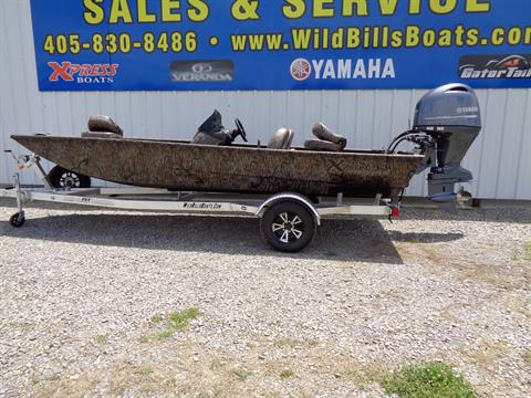 2018 Xpress XP180 BASS in Mead, Oklahoma