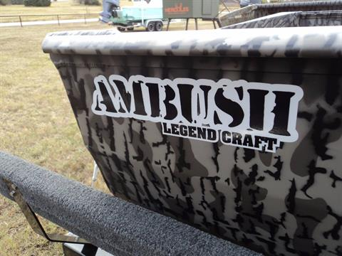 2017 AMBUSH 1656 in Mead, Oklahoma
