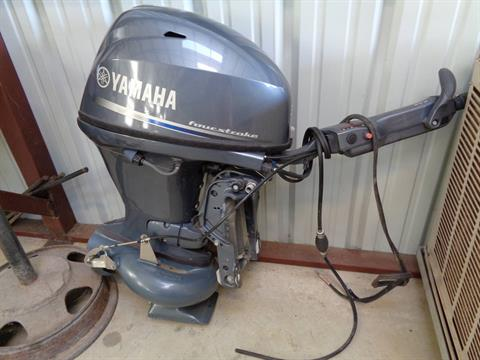 2012 Yamaha 40-30 JET in Mead, Oklahoma
