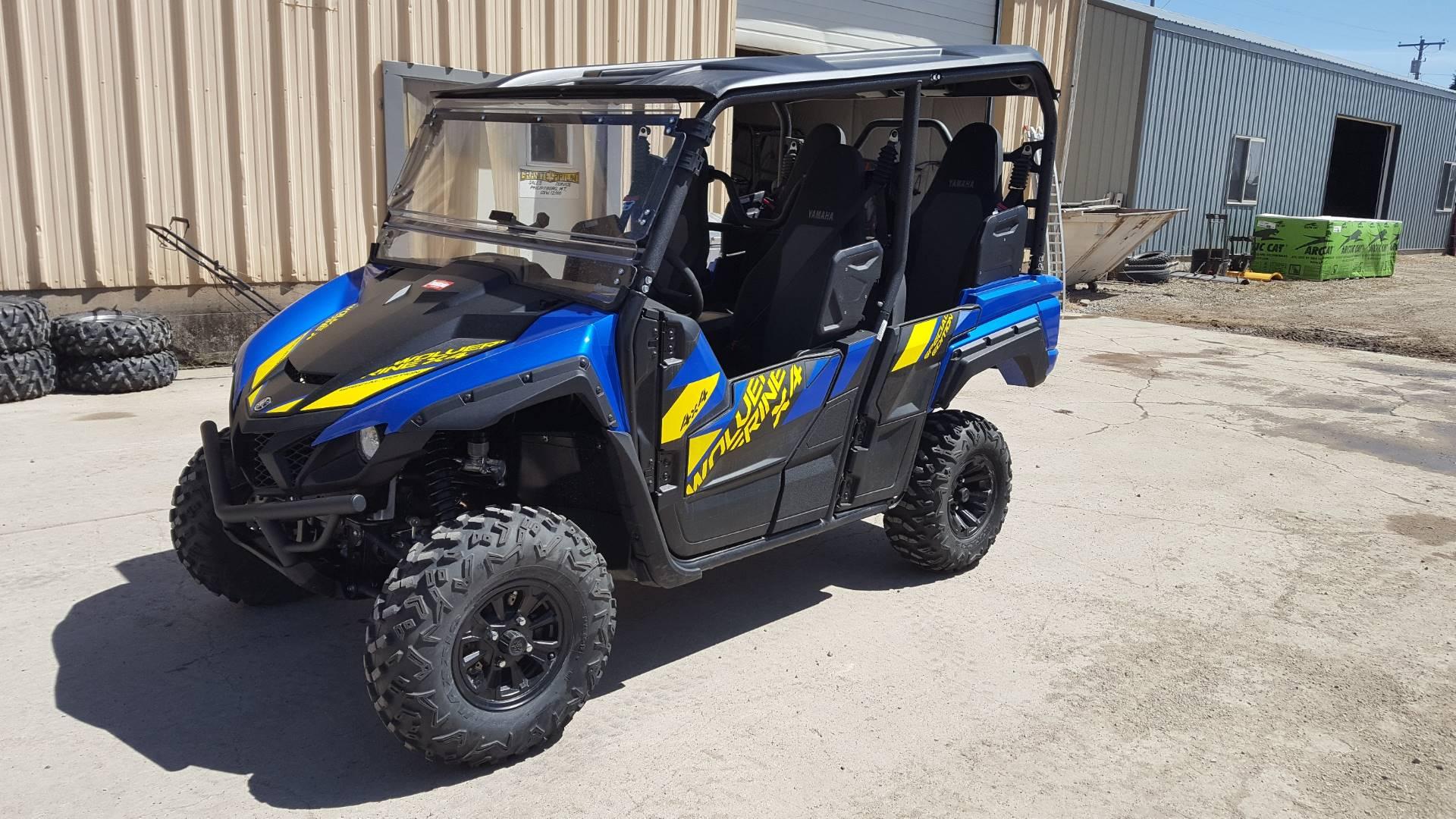 2019 Yamaha Wolverine X4 Se In Philipsburg Montana