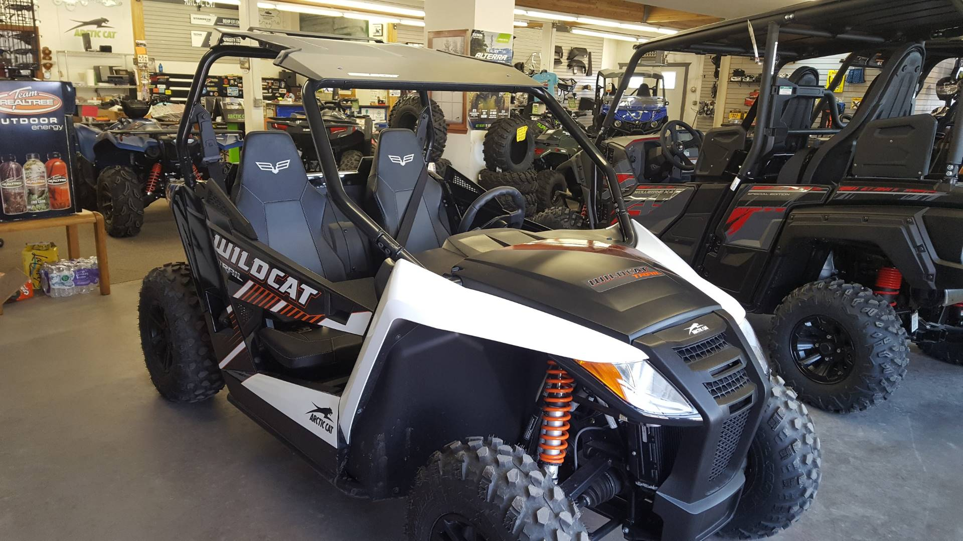 2018 Textron Off Road Wildcat Trail XT in Philipsburg, Montana - Photo 1