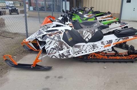 2017 Arctic Cat M 8000 Limited 153 3.0 in Philipsburg, Montana