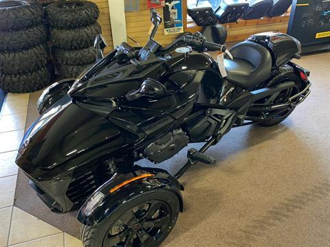 2021 Can-Am Spyder F3 in Danville, West Virginia - Photo 1